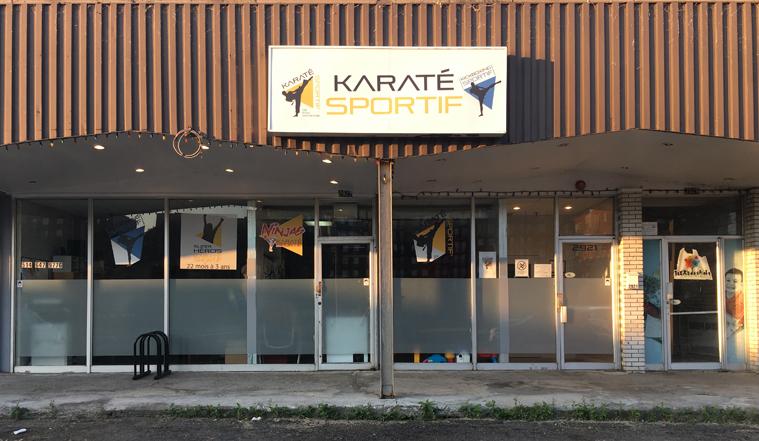 École Dorval Karaté Sportif